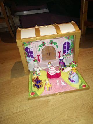 Casa portátil de Playmobil
