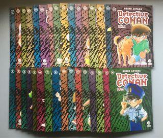 Manga Detective Conan 1-57