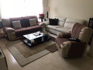 Juego sofas