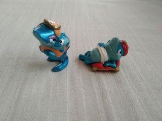 Figuras huevo kinder - Tiburones