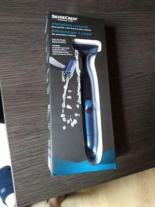 afeitadora corporal