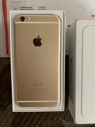 iPhone 6 16 GB Oro