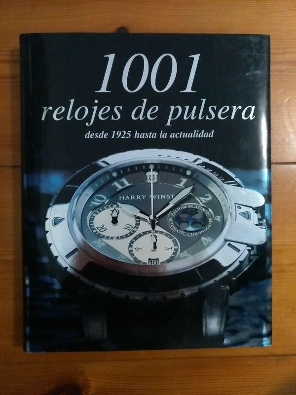 1001 relojes de pulsera, desde 1925