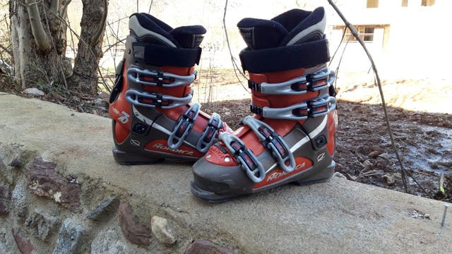 botas ski mujer nordica
