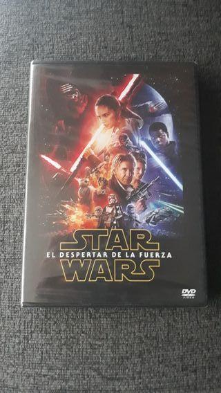 Star Wars: El Despertar de la Fuerza DVD Nuevo