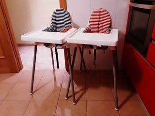 2 tronas Ikea