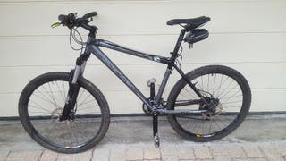 """bicicleta mtb 26"""" talla m"""