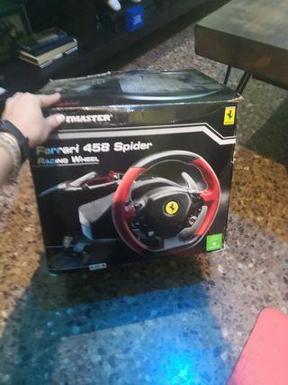 volante x box one Ferrari 458
