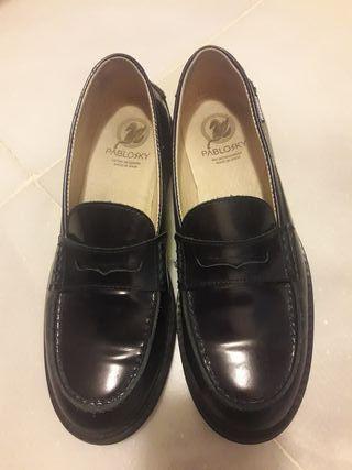 Zapatos castellanos talla 36
