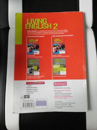 Libro de texto, 2 Bachillerato, Inglés