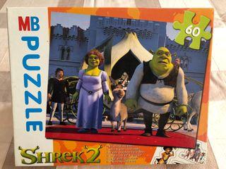 "Puzzle ""Shrek"""