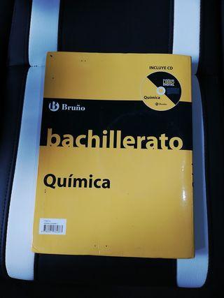 Libro de texto, 2 Bachillerato, Química.