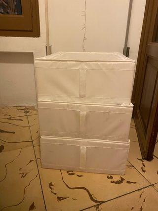 caja de almacenamiento de Ikea