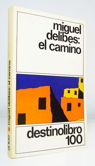 Libro El camino, de Miguel Delibes