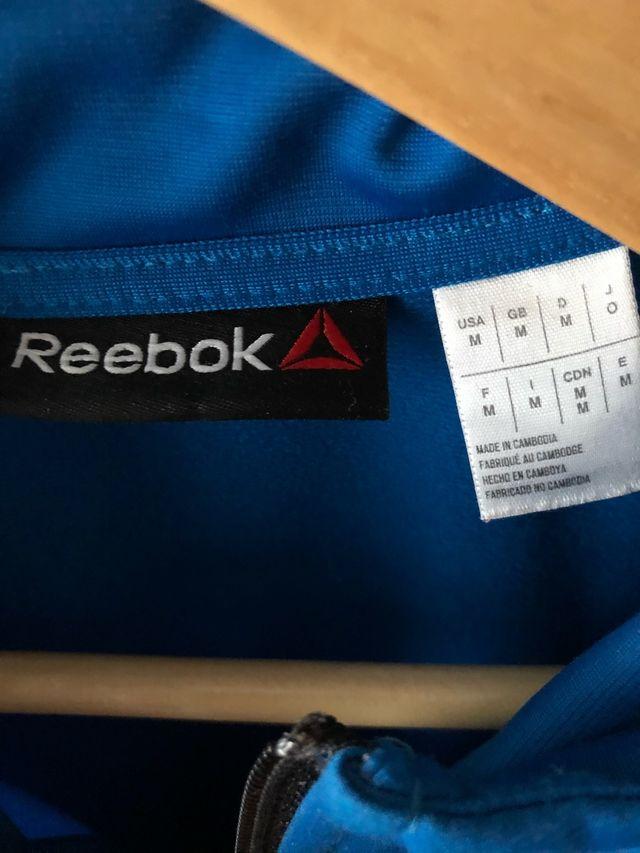 Chaqueta de chandal Reebok