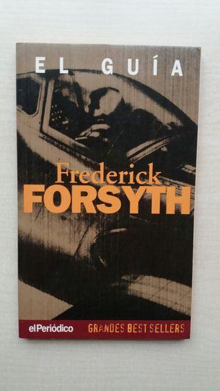 Libro El guía. Frederick Forsyth.