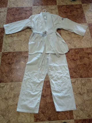 kimono karate judo defensa sin estrenar