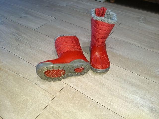 Botas de nieve talla 28