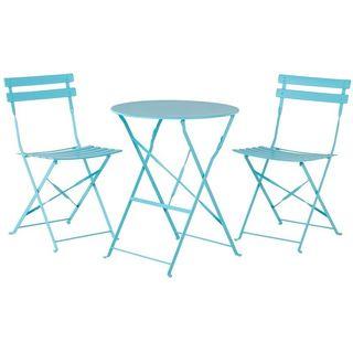 Set mesa y sillas exterior