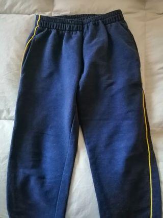 Pantalon chándal Escuela Cesar August