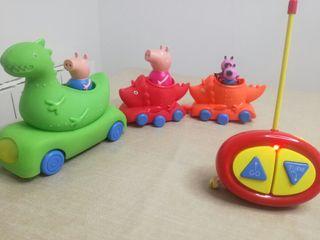 Tren Peppa Pig