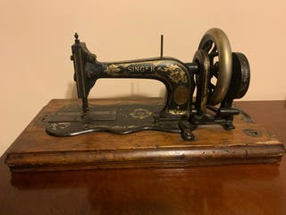 Máquina de coser singer - Antigüedad
