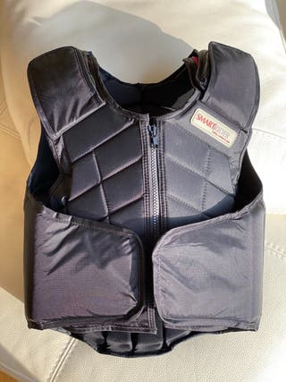 Gilet protection equitation Smartrider enfant