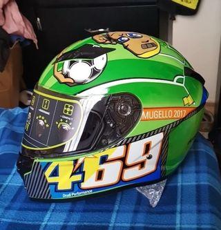 Casco AGV Rossi Mugello 17