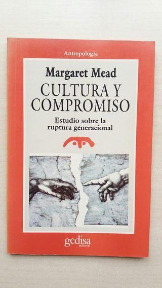 Libro Cultura y compromiso. Margaret Mead.