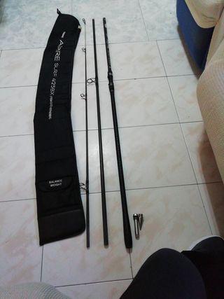 caña de pesca Simano Aspire Surf425BX