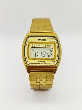 Reloj Digital Casio vintage (1980)