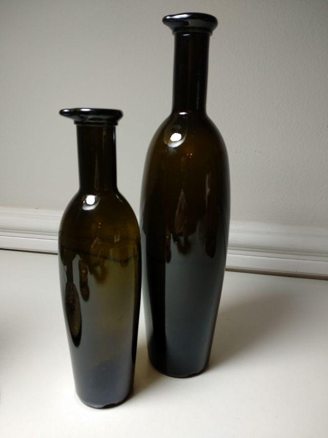 Aceite y vinagrera