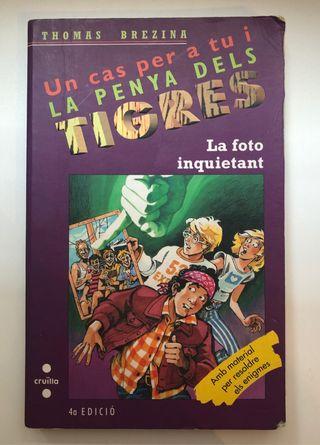 Un cas per a tu i la penya dels tigres