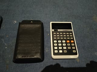 calculadora Casio Fx-17