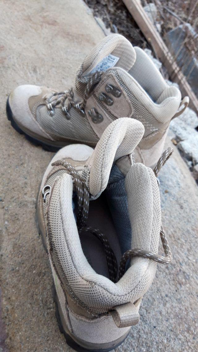 botas montaña de mujer columbia con gore-tex