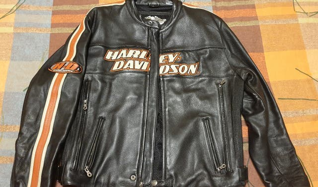Harley-Davidson Chaqueta piel talla XL hombre