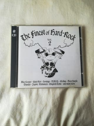 the finest of hard rock volume 2
