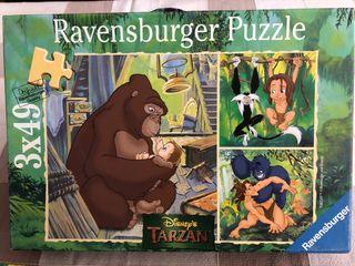 """Puzzle """"Tarzan"""""""