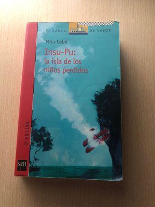 """Libro """"Insu-Pu: la isla de los niños perdidos"""""""