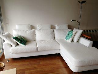 Sofá de 2 plazas + Chaise Longue