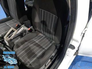 Conjunto de asientos Ford Focus II negro / gris
