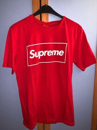 Camiseta Supreme Italia