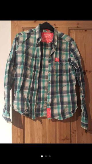 Original superdry shirt. Size M/38/10