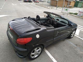 PEUGEOT 206 CC. 110CV. AUTOMÁTICO.