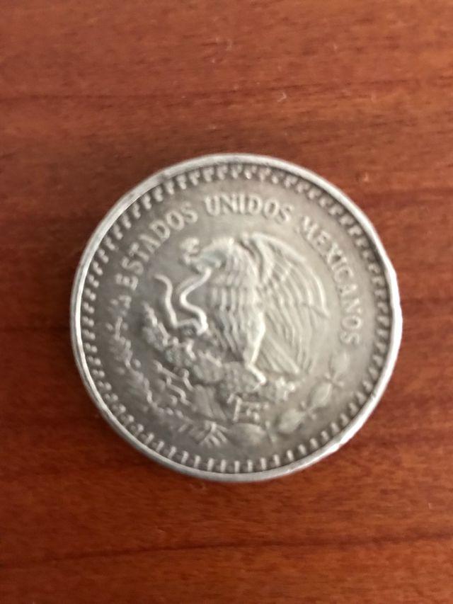 Moneda México La Libertad