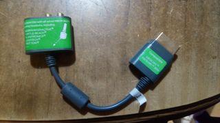 Adaptador auriculares Xbox 360