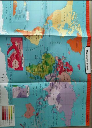 Colección de mapas escolares