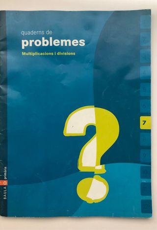 Cuadernos de problemas