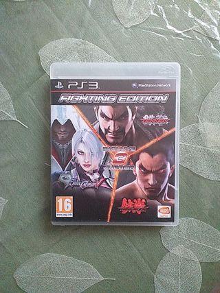 pack 3 juegos ps3