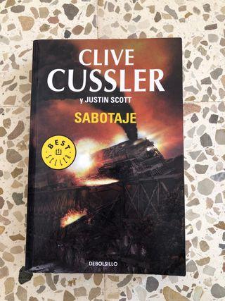 Libro: sabotaje